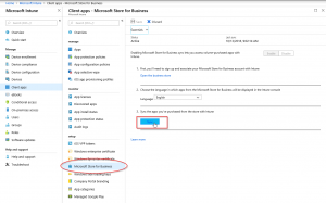How to remove apps from Microsoft Store for Business (Intune
