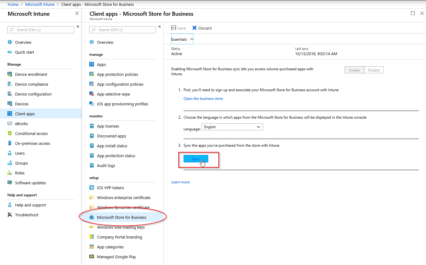 4936ff928ca8 How to remove apps from Microsoft Store for Business (Intune ...